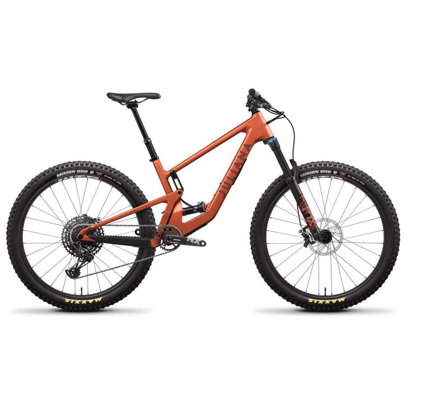 Furtado 4  C XT 2021 -  vélo de montagne All mountain FEMME