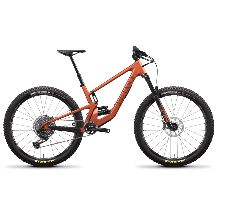 Furtado 4  CC  XO1 2021 - Vélo de montagne all-mountain double suspension pour femme