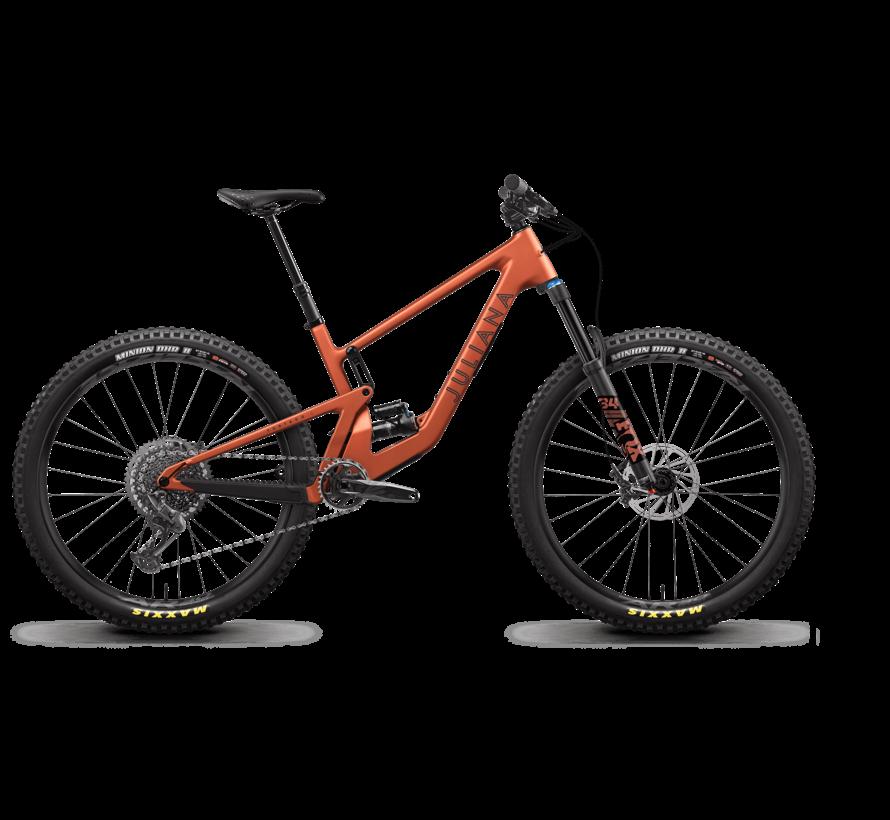 Furtado 4 C S 2021 - vélo de montagne all mountain FEMME