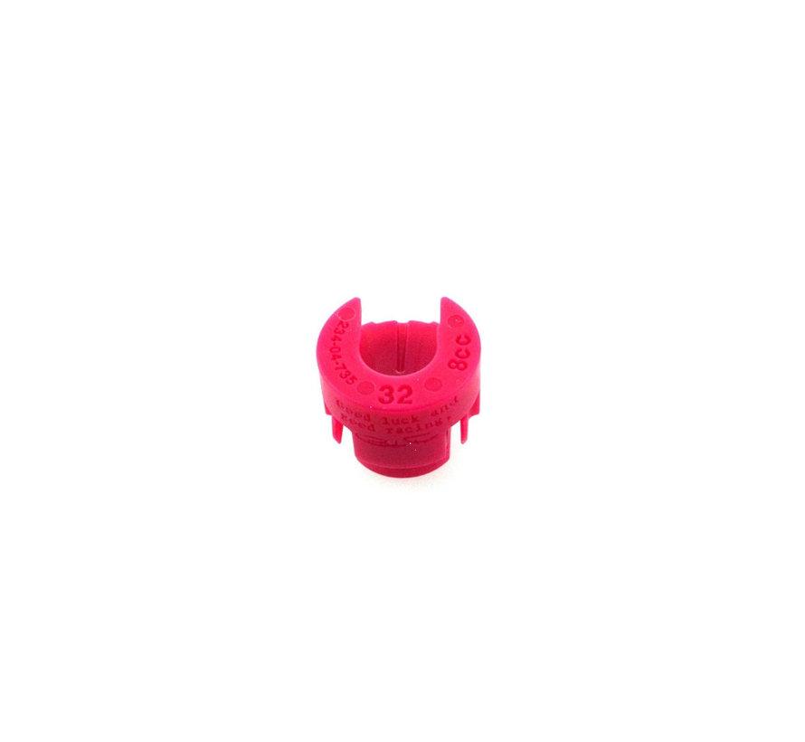 Volume Spacer - Cale volume suspension vélo VTT Float Rhythm 32 mm2018