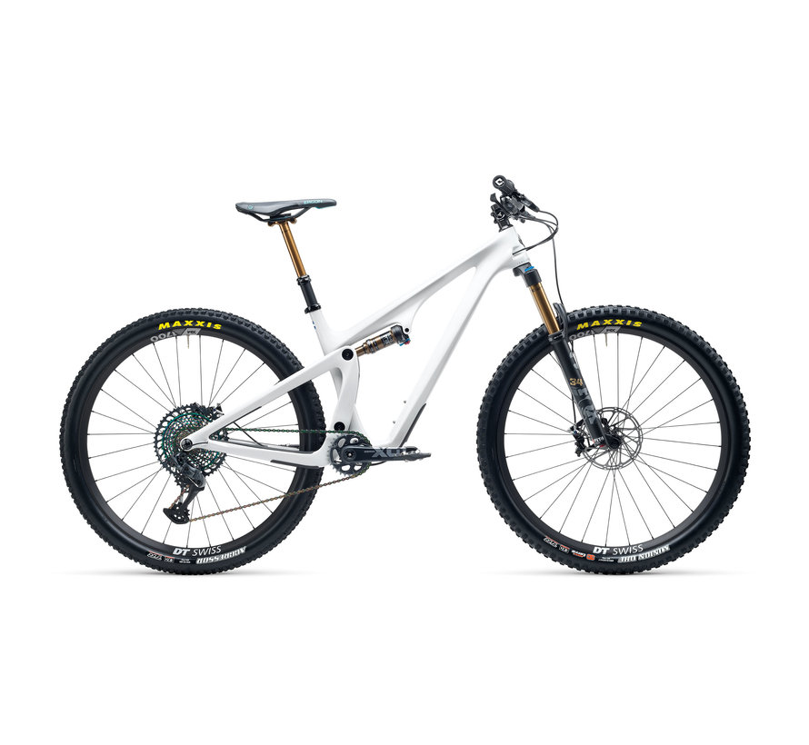 SB115 T2 2021 - Vélo de montagne cross-country double suspension