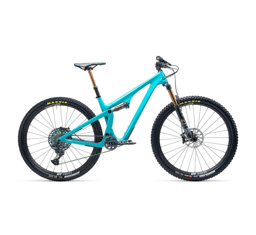 SB115 T3 2021 - Vélo de montagne cross-country double suspension