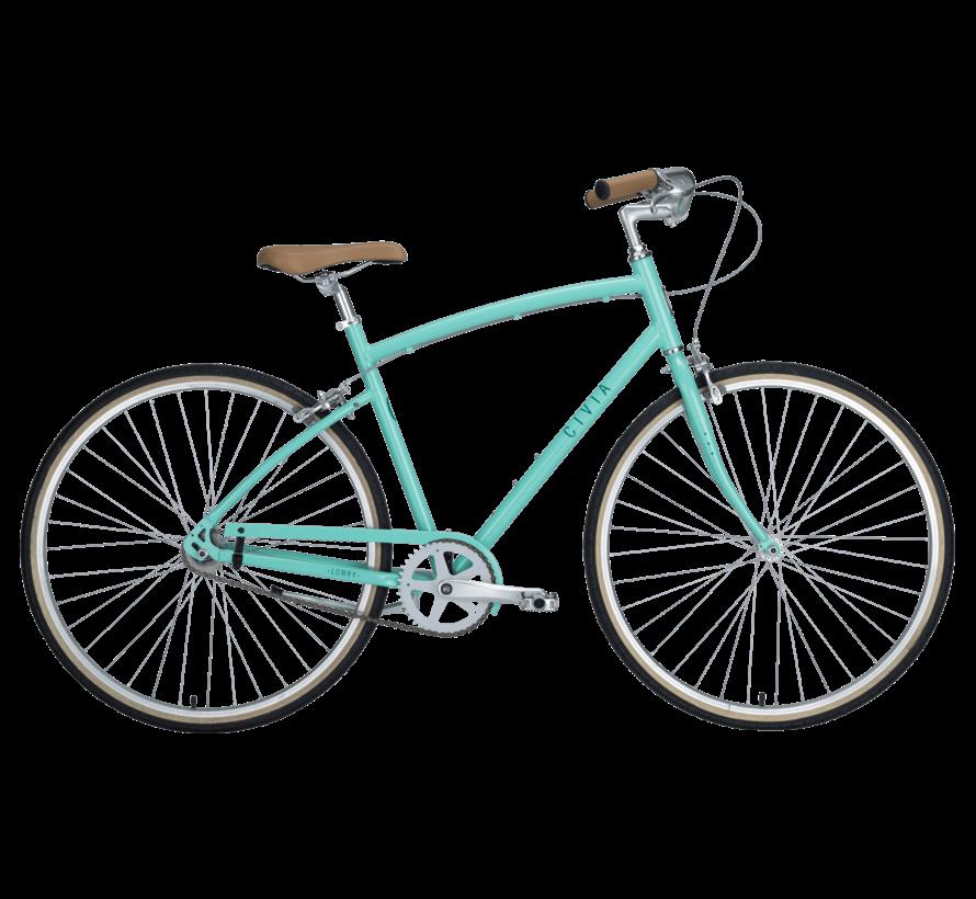 Lowry 1 Vitesse 2020 - Vélo hybride urbain