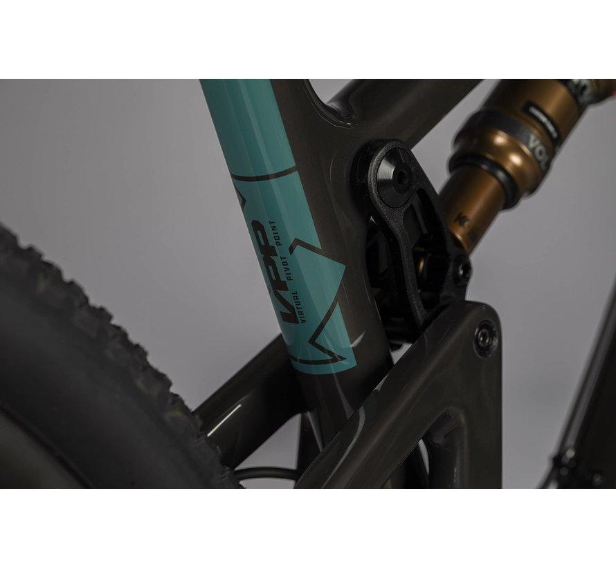 Blur 3 CC TR X01 2021 - Vélo cross-country double suspension
