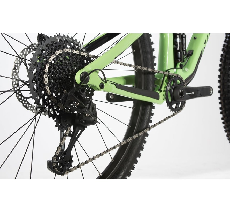 Optic C2 2020 - Vélo de montagne All-mountain double suspension