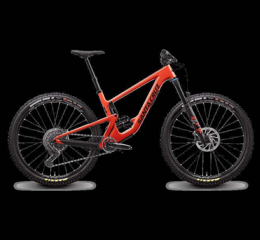 Hightower 2 C S 2021 - Vélo de montagne all-mountain double suspension