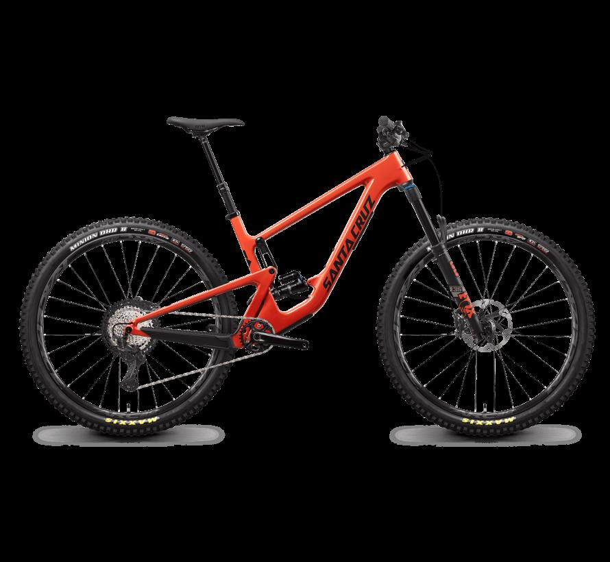 Hightower 2 C XT 2021 - Vélo de montagne all-mountain double suspension