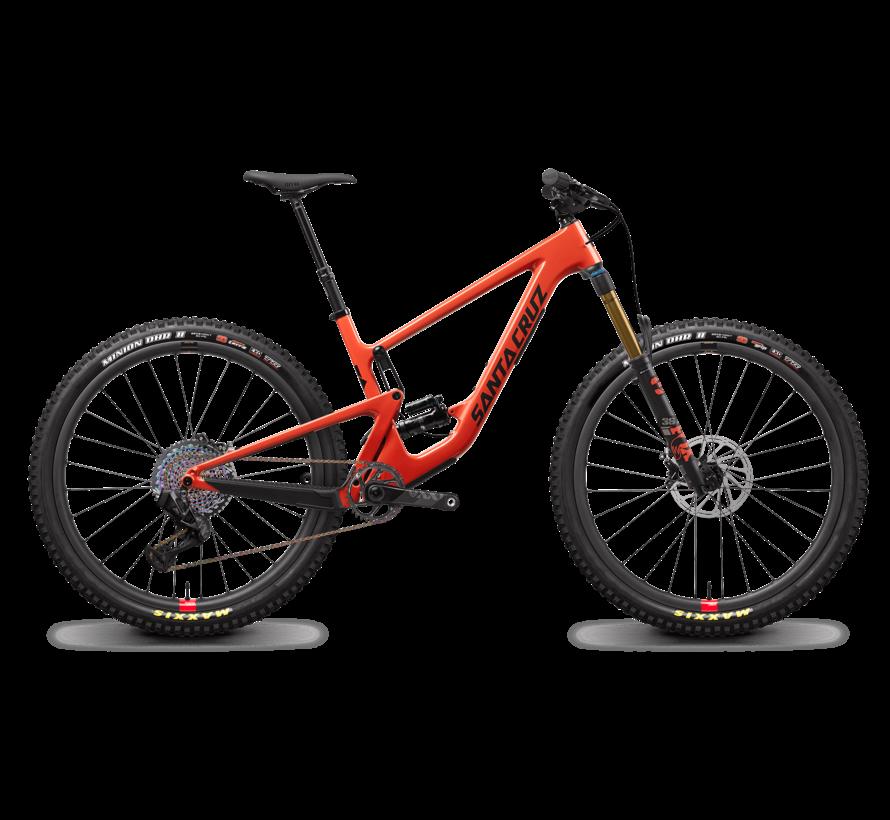 Hightower 2 CC XX1/ Reserve 2021 - Vélo de montagne all-mountain double suspension