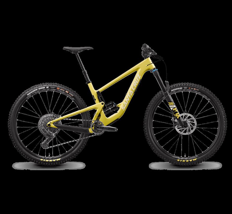 Megatower 1 C S 2021 - Vélo de montagne  Enduro double suspension