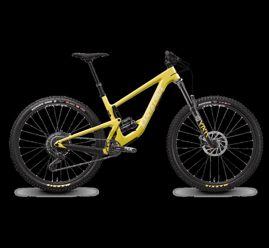 Megatower 1 C R 2021 - Vélo de montagne Enduro double suspension