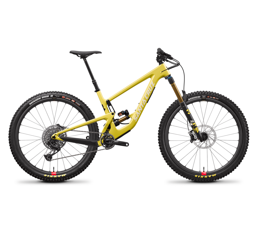 Megatower 1 CC X01 2021 - Vélo de montagne Enduro double suspension