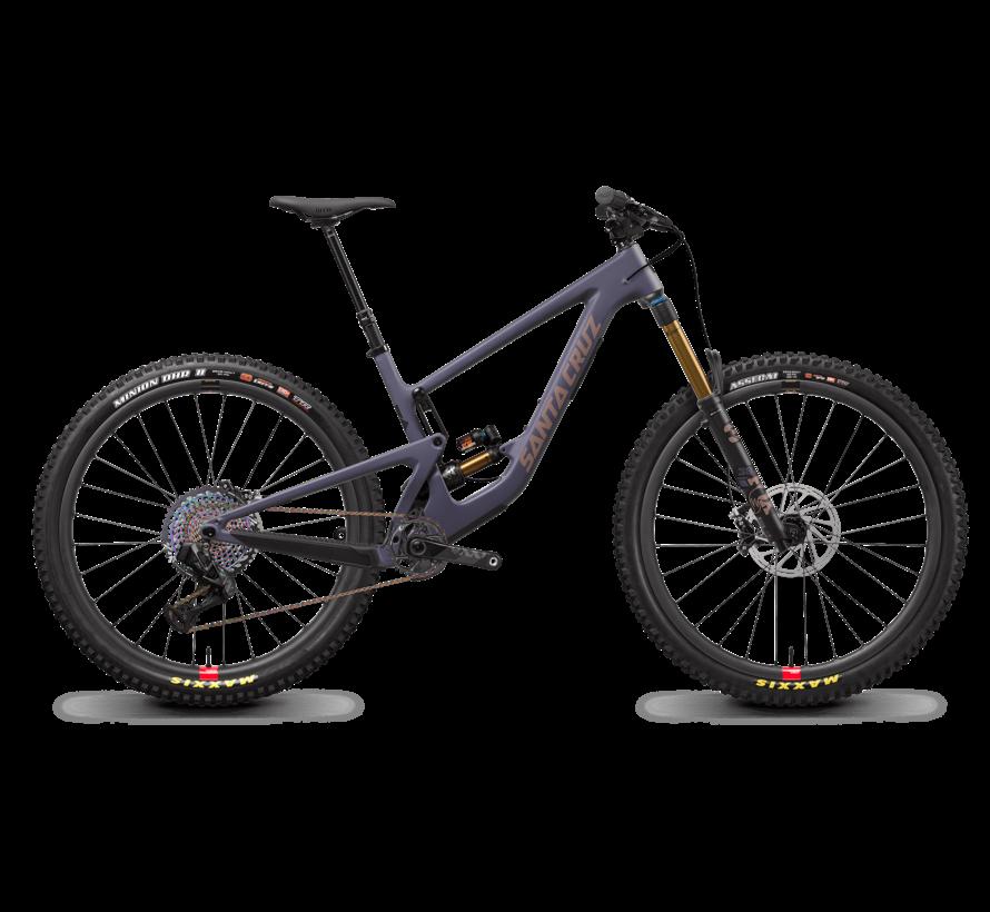 Megatower 1 CC XX1 Reserve 2021 - Vélo de montagne Enduro double suspension