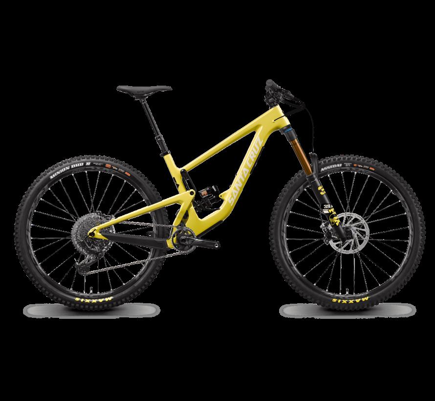 Megatower 1 CC X01 Coil 2021 - Vélo de montagne Enduro double suspension