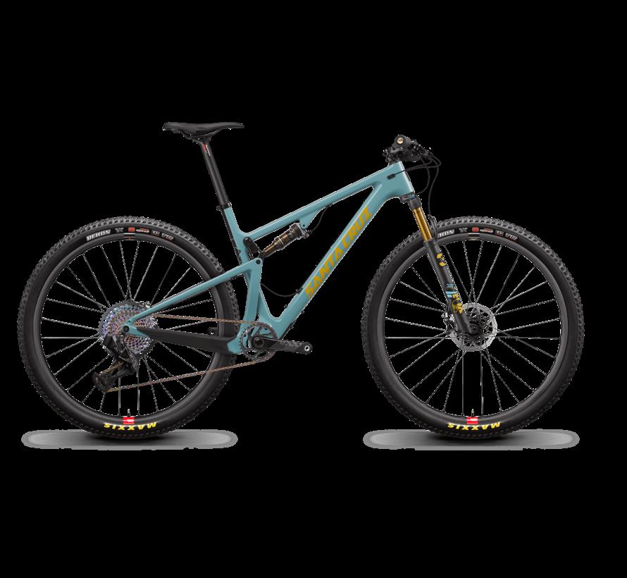 Blur 3 CC XX1 Reserve 2021 - Vélo de montagne cross-country double suspension