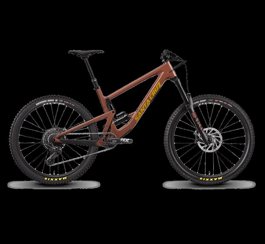 Bronson 3 C R 2021 - Vélo de montagne All-mountain double suspension