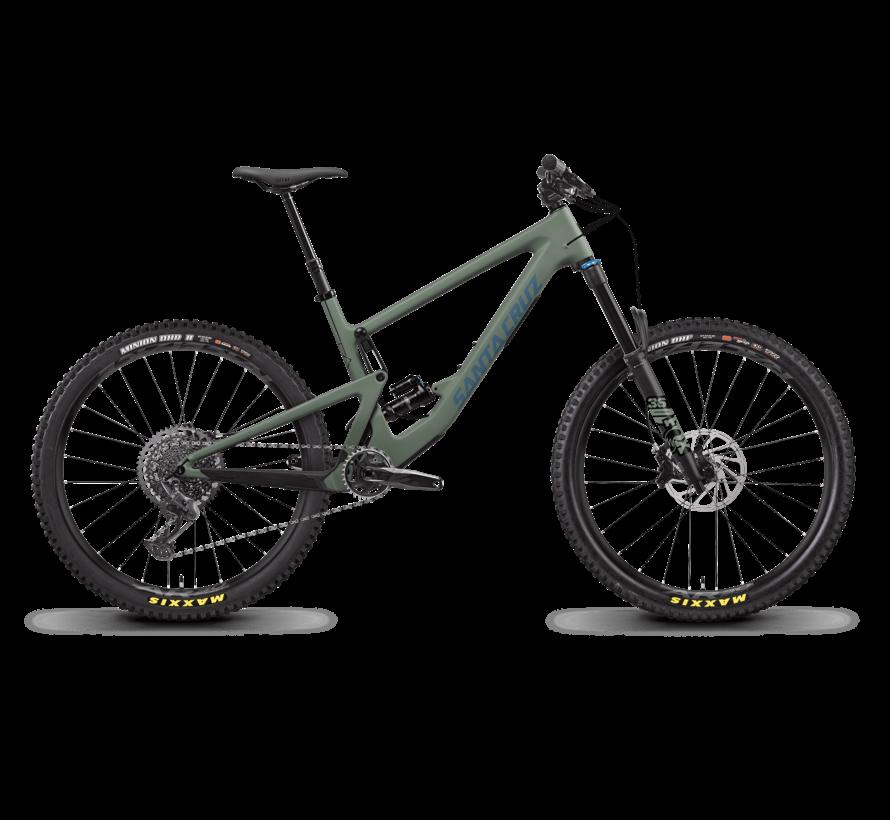 Bronson 3 C S 2021 - Vélo de montagne All-mountain double suspension