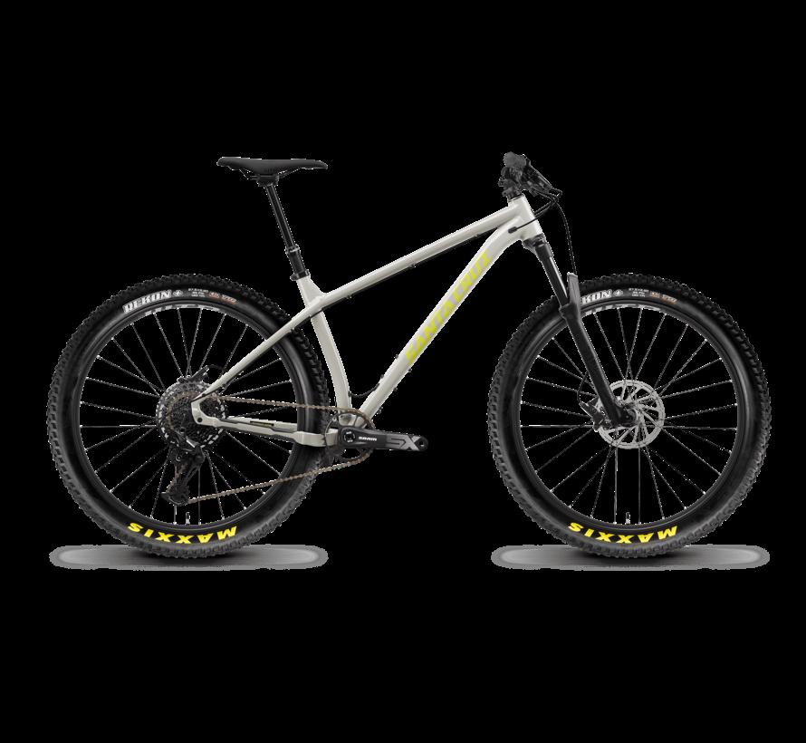Chameleon 7 AL D 27.5+ 2021 - Vélo de montagne cross-country simple suspension