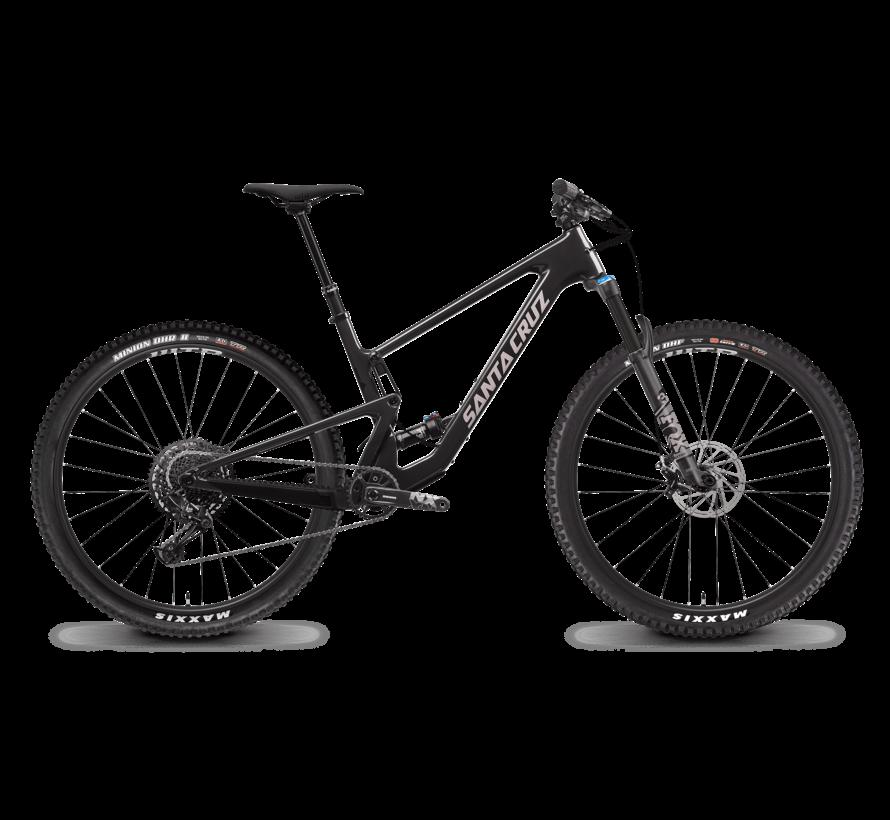 Tallboy 4 C R 2021 - Vélo de montagne cross-country double suspension