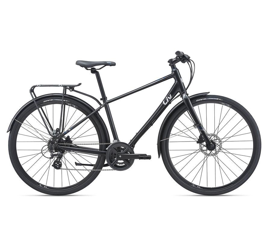 Alight 2 City Disc 2021 - Vélo hybride performance Femme