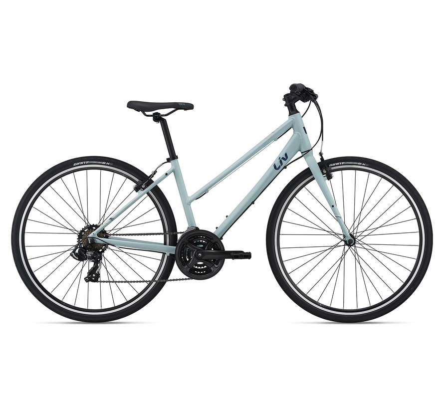Alight 3 2021 - Vélo hybride performance Femme