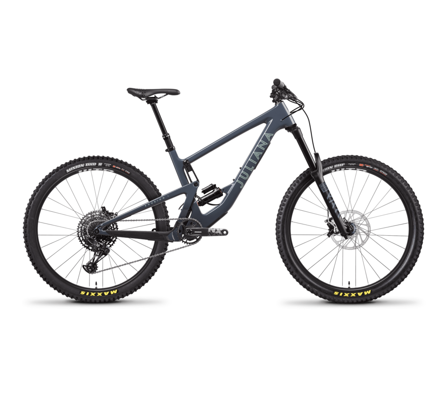 Roubion 3 C R 2021 - Vélo de montagne All-mountain double suspension Femme