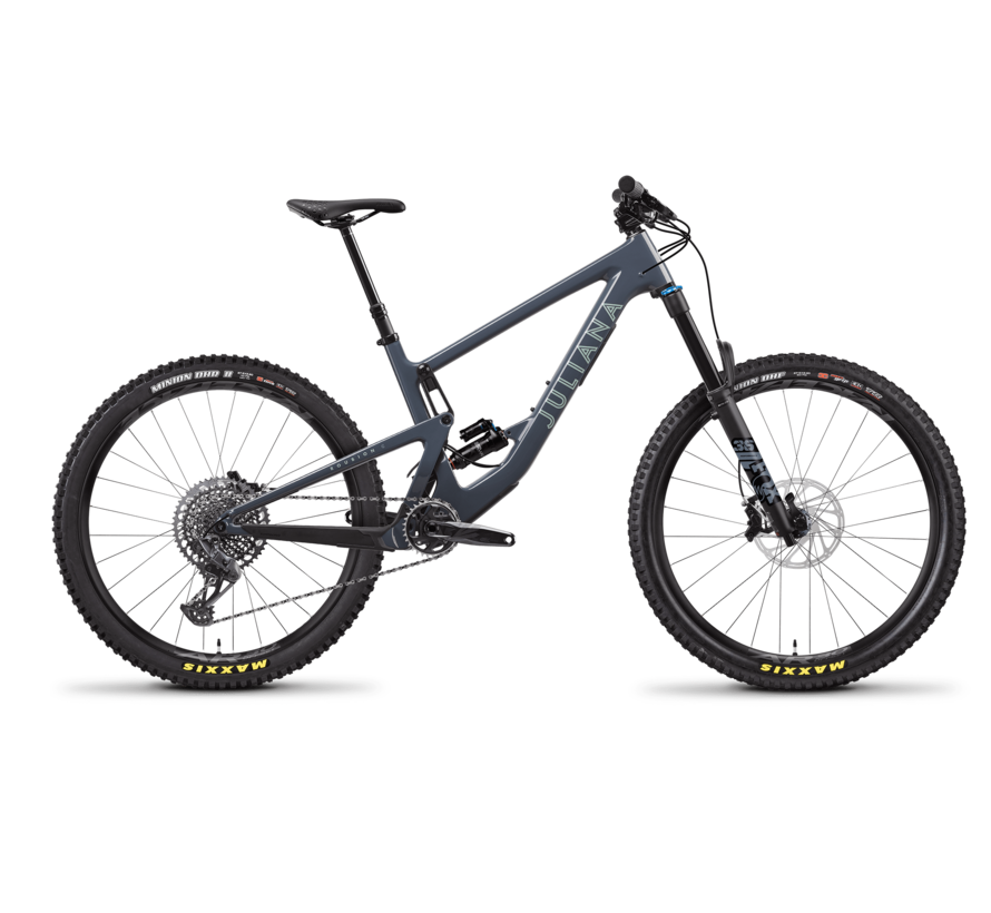 Roubion 3 C S 2021 - Vélo de montagne All-mountain double suspension Femme