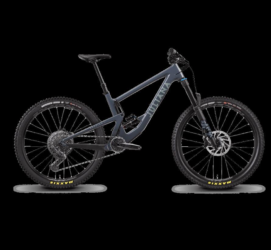 Roubion 3 C S 2021 - Vélo de montagne All-mountain double suspension Femme