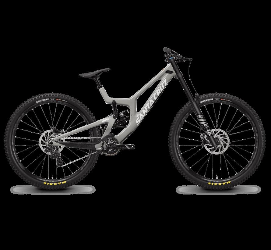 V10 7 CC  DH S 2021 - Vélo de montagne de descente double suspension