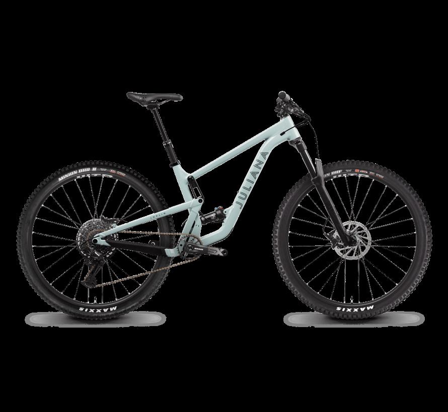 Joplin 3 AL D 2021 - Vélo de montagne All-mountain double suspension Femme