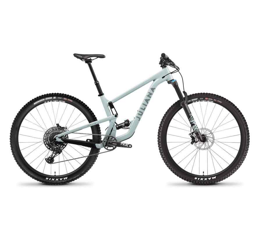Joplin 3 AL R 2021 - Vélo de montagne All-mountain double suspension Femme