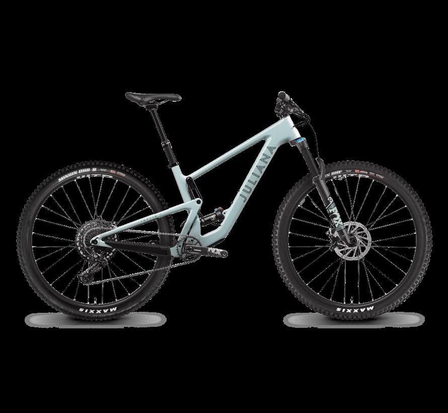 Joplin 3 C R 2021 - Vélo de montagne All-mountain double suspension Femme