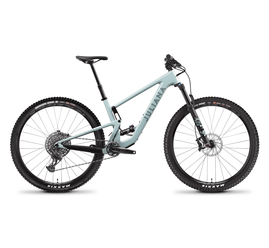 Joplin 3 C S 2021- Vélo de montagne All-mountain double suspension Femme