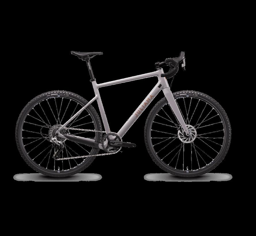 Quincy 1  CC Rival 2021 - Vélo de gravier / gravel bike pour femme