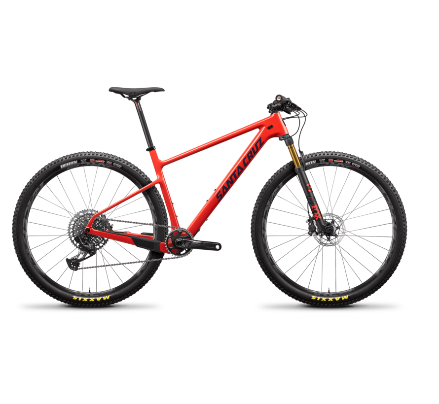 Highball 3 CC X01 2021 - Vélo de montagne cross-country simple suspension