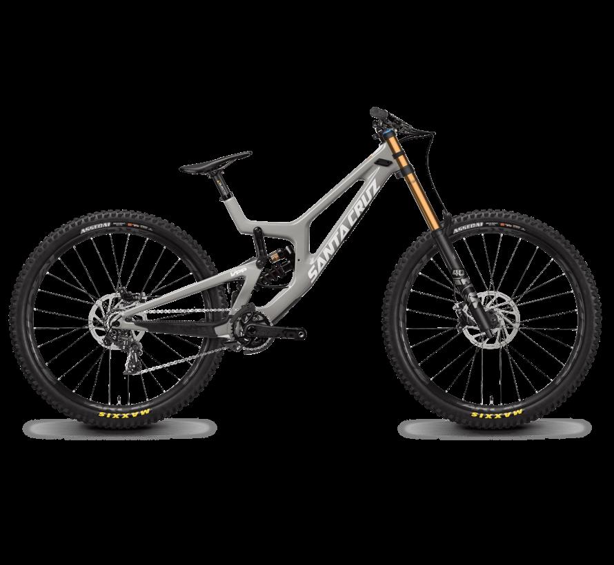 V10 7 CC DH X01 2021 - Vélo de montagne de descente double suspension