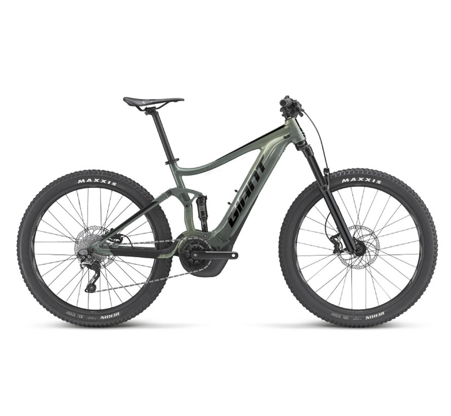Stance E+ 2 2021 - Vélo électrique de montagne All-mountain double suspension