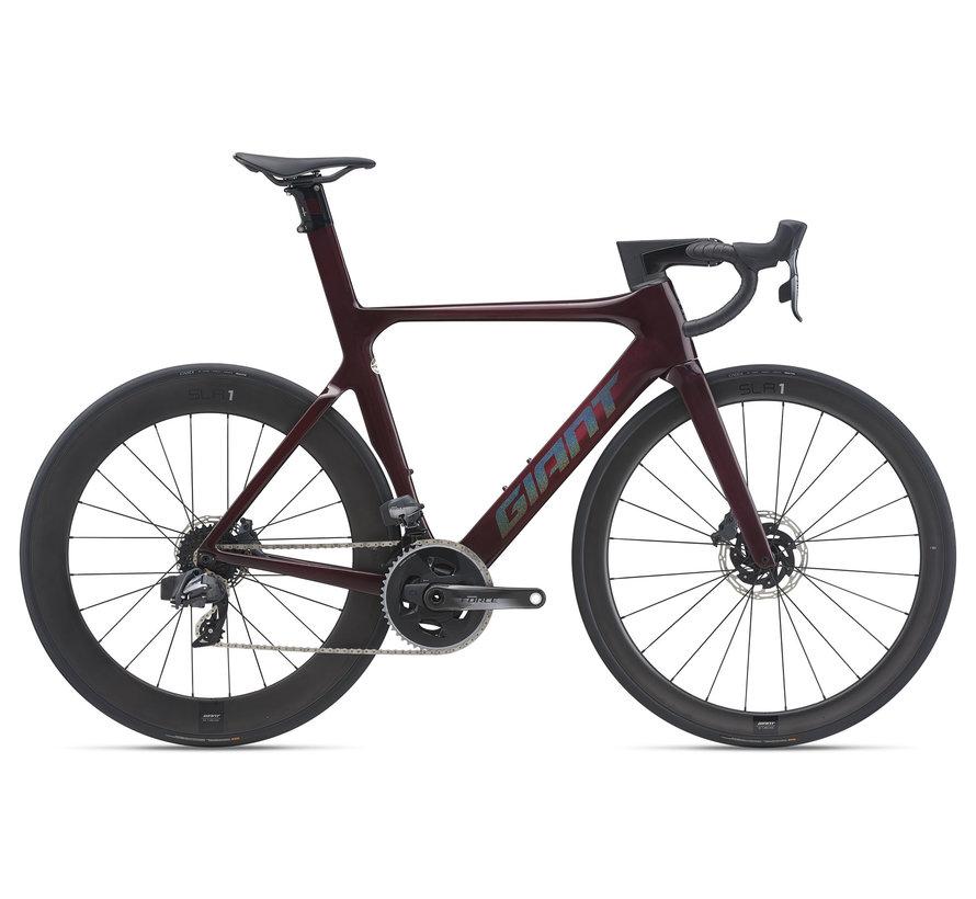 Propel Advanced SL 1 Disc 2021 - Vélo de route aéro