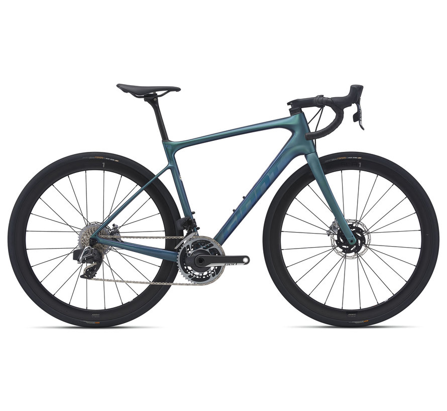 Defy Advanced Pro 0 2021 - Vélo de route endurance
