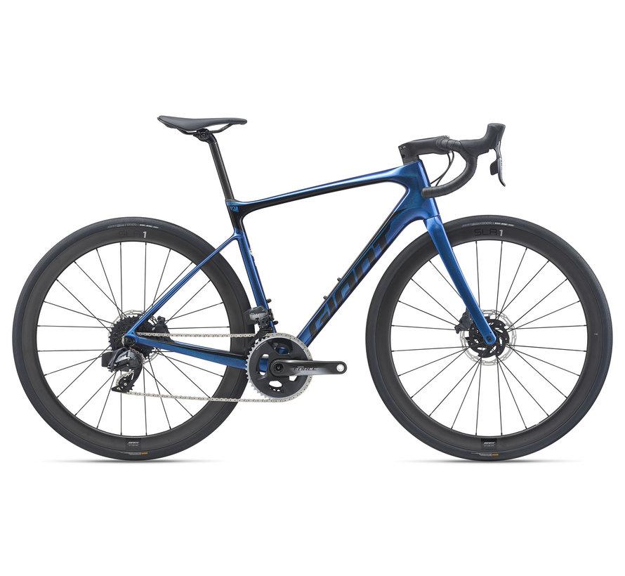 Defy Advanced Pro 1 2021 - Vélo de route endurance