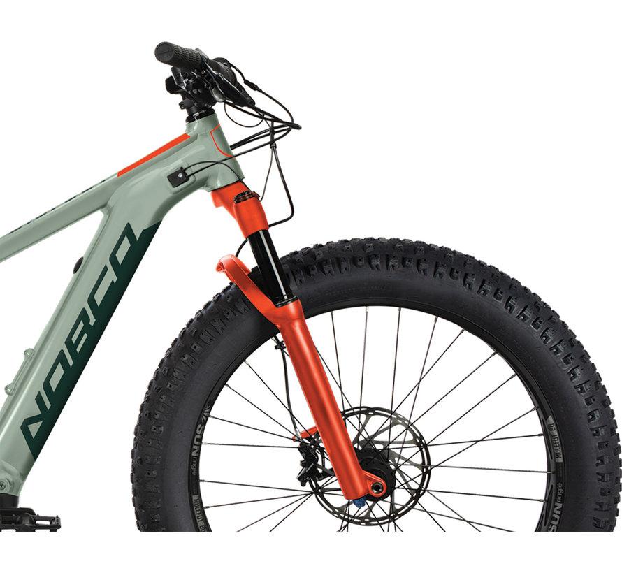 Bigfoot VLT 1 2021 - Vélo fat bike électrique