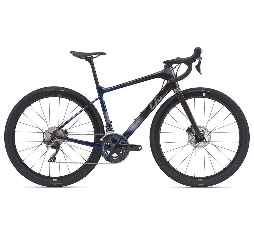 Avail Advanced Pro 2 2021 - Vélo de route endurance Femme