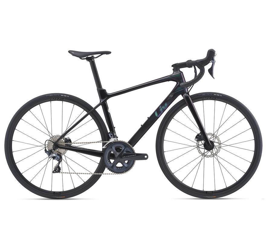 Langma Advanced 1 Disc 2021 - Vélo de route performance Femme