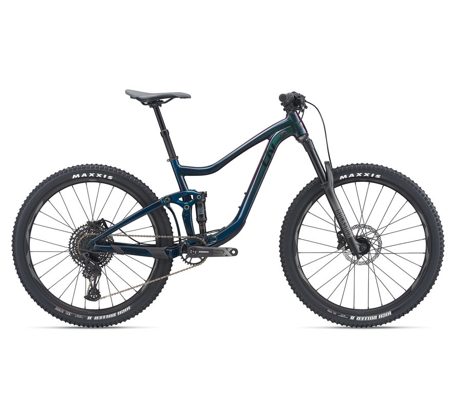 Intrigue 2021 - Vélo montagne All-mountain double suspension Femme