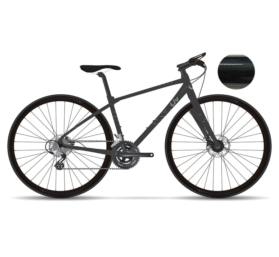 Thrive 2 2021 - vélo hybride performance Femme