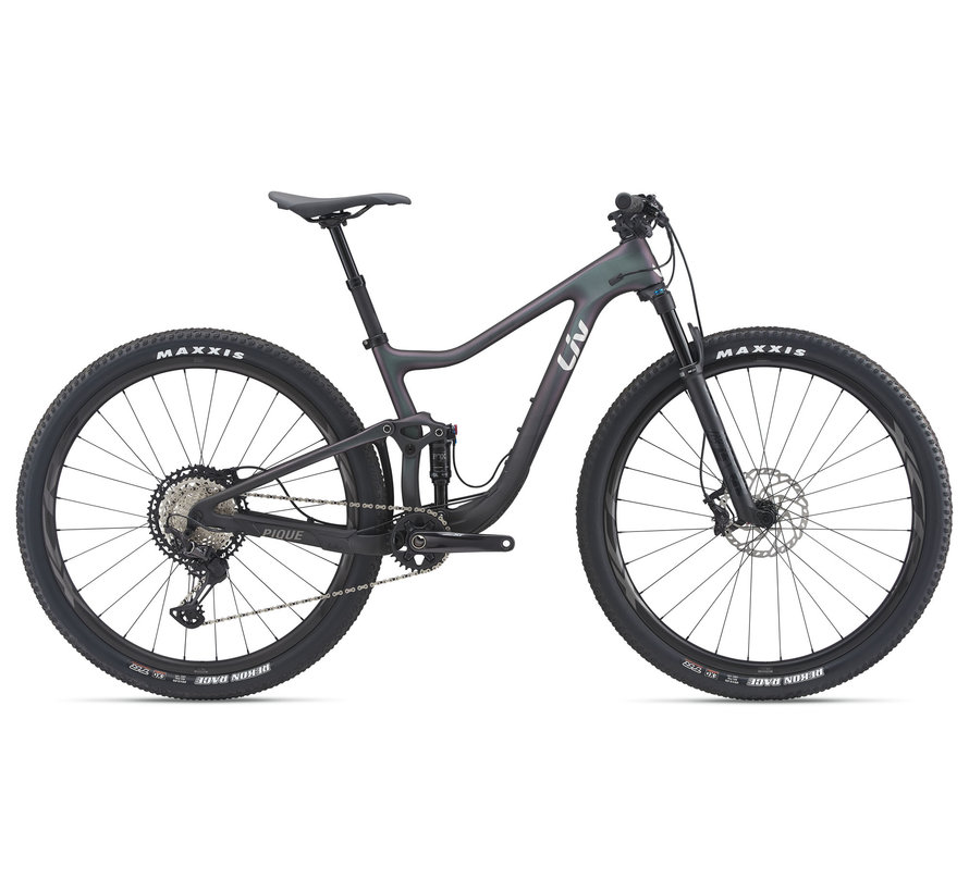 Pique Advanced Pro 29 1 2021 - Vélo montagne cross-country XC double suspension Femme
