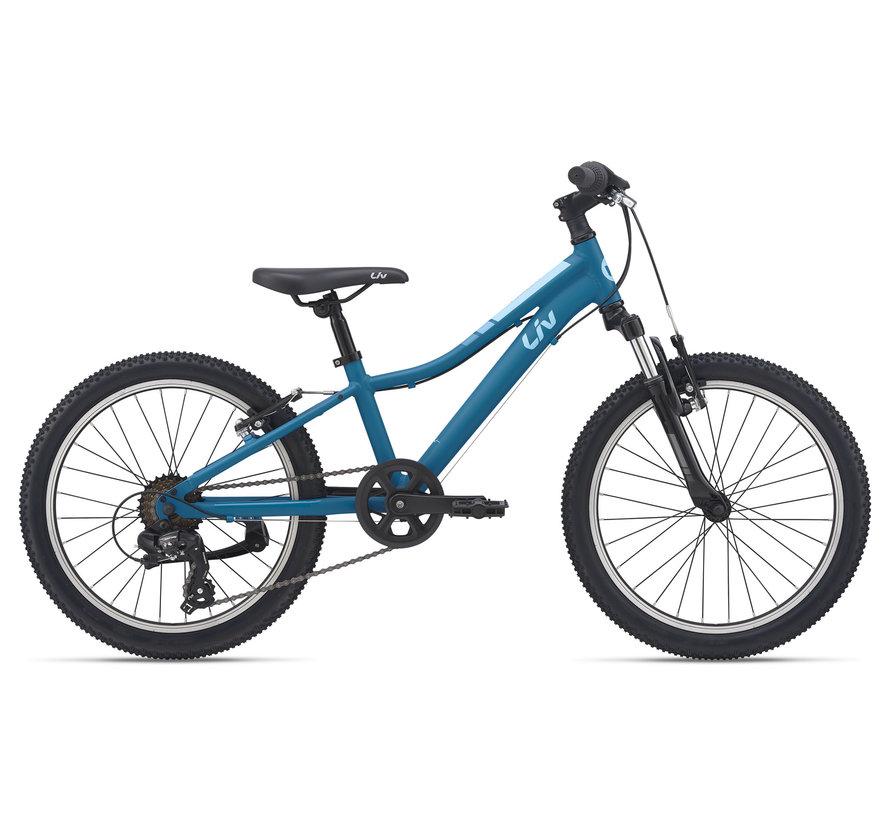 Enchant 20  2021 - Vélo montagne roue 20 pouces pour enfant de 5 à 9 ans