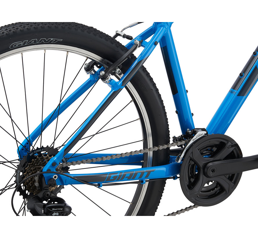 ATX 2022 - Vélo montagne cross-country simple suspension