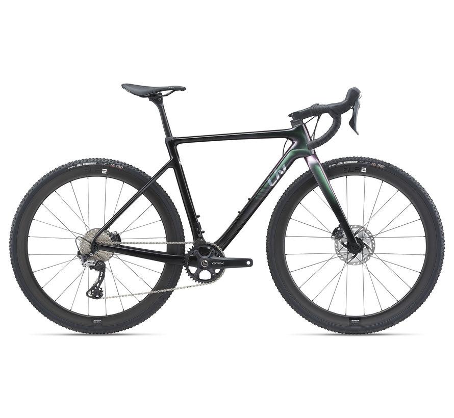 Brava advanced Pro 1 2021 - Vélo cyclocross XC Femme