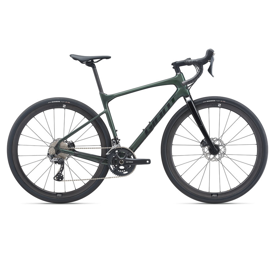 Revolt Advanced 0 2021 - Vélo gravel bike