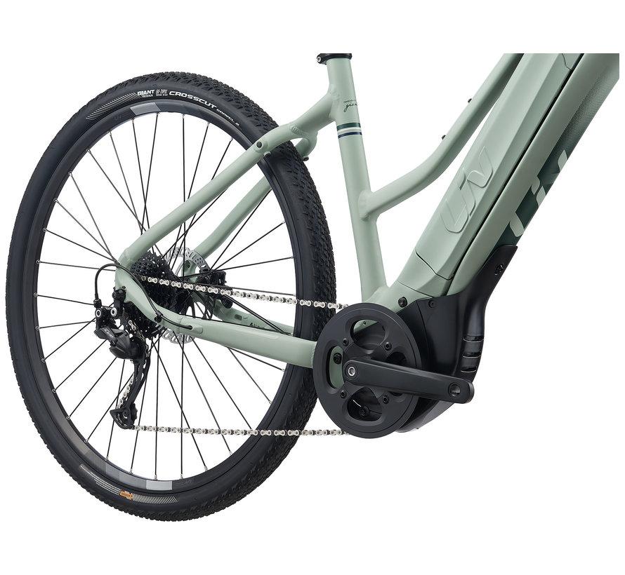Rove E+ 2021 - Vélo hybride électrique à simple suspension pour Femme